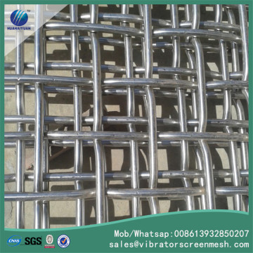 SS316 Woven Wire Cloth For Quarry Screen
