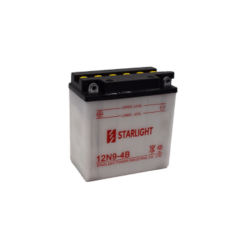 12V9ah 12N9-4B Conventional Motorcycle Batteries
