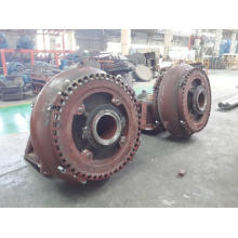 gravel suction slurry pump