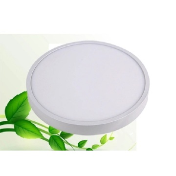 Round 18W surface mounted LED panel ligh