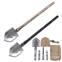 Camping Survival Multifunctional Folding Engineer Shovel