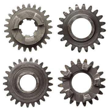 Standard and Nonstandard Steel Stainless Material Gear Wheel
