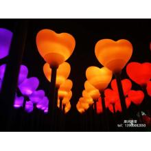 Outdoor Heart Shape Landscape LightS