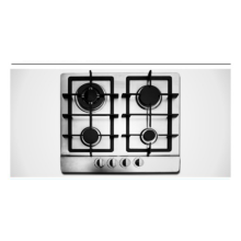 Stainless Steel European Gas Hob