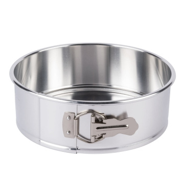 Aluminum Removable Bottom Cake Pan