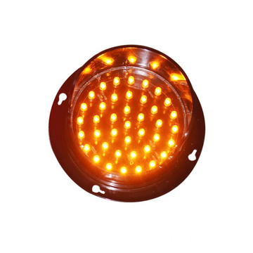 100mm mini led  12v traffic light module