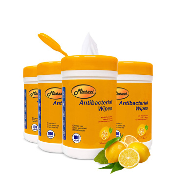 Competitive Price And Quality Antibacterial Skin Wipes