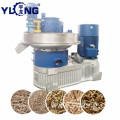 Centrifugal pellet mill from yulong