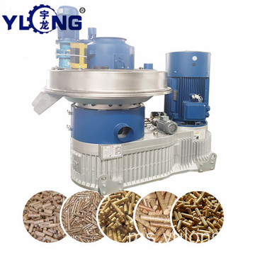 YULONG XGJ560 1.5-2TON / H Beech Wood Pellet Machine