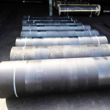 200mm 300mm RP Graphite Electrodes for Steel Making