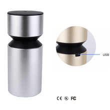 Car Fragrance Air Diffuser Aluminum Alloy USB Power