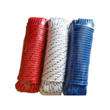 inner cotton covered outer nylon safety rope