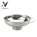 Stainless Steel Funnel For Regular Wide Jar