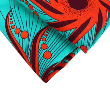 ankara fabric african wax print for dress