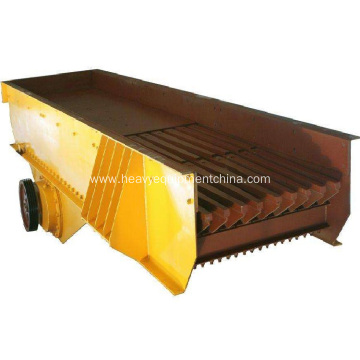 Gravel Vibrating Feeder Price