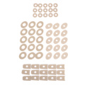 4 Types 15PCS/Sheet Callus Cushions Shoes Heel Pad Foam Round Toe Foot Corn Bunion Protectors Pads