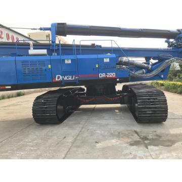 DINGLI hydraulic rotary drilling equipment for sale