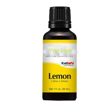 OEM Lemon Essential Oil 15 ml  Aromatherapy