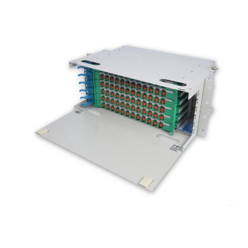 ODF 96 Port Rack Mount Distribution Frame