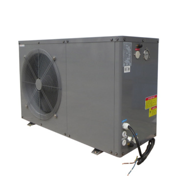 chilly area heat pump heating