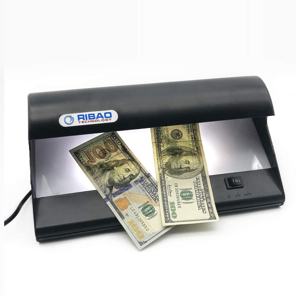 Currency Detector with Magnifying Glass