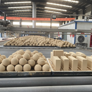 Middle Alumina Oxide Ceramic Grinding Ball for Mill