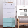 Tall Dresser Organizer for Playroom Storage Box