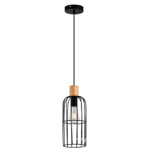 Modern Iron Birdcage Pendant Light small size