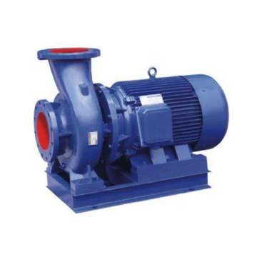 ISW horizontal pipeline centrifugal pump