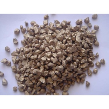 Dyed pebbles colored stone pea gravel for decoration
