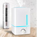 Mist Aroma Diffuser Humidifier And Night Light