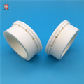 OEM alumina ceramic grinding drilling machining parts
