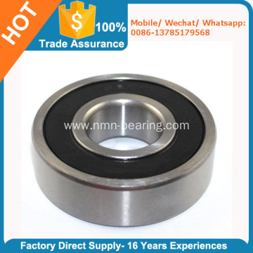 6004-2RS Sealed Radial Ball Bearing
