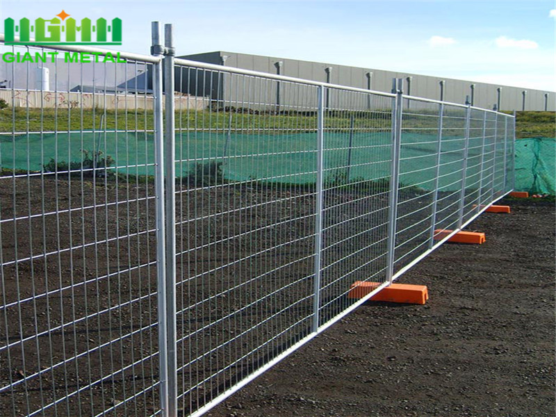 PVC Coated Temporary Fence For Australia