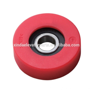 Step wheel 80x25 bearing 6204 for escalator spare part