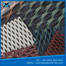 Galvanized stainless steel aluminum Expanded metal mesh
