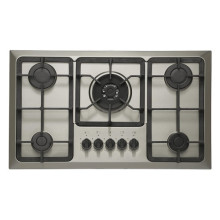 Stainless Steel Built-in Hob 5 Burner