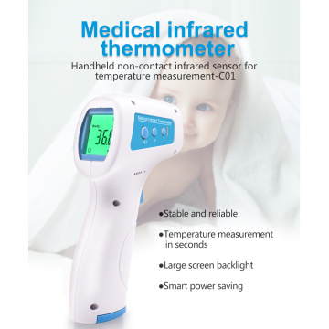 Thermomètre infrarouge pour COVID-19