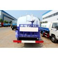 Brand new JAC truck mounted water tank 5000l