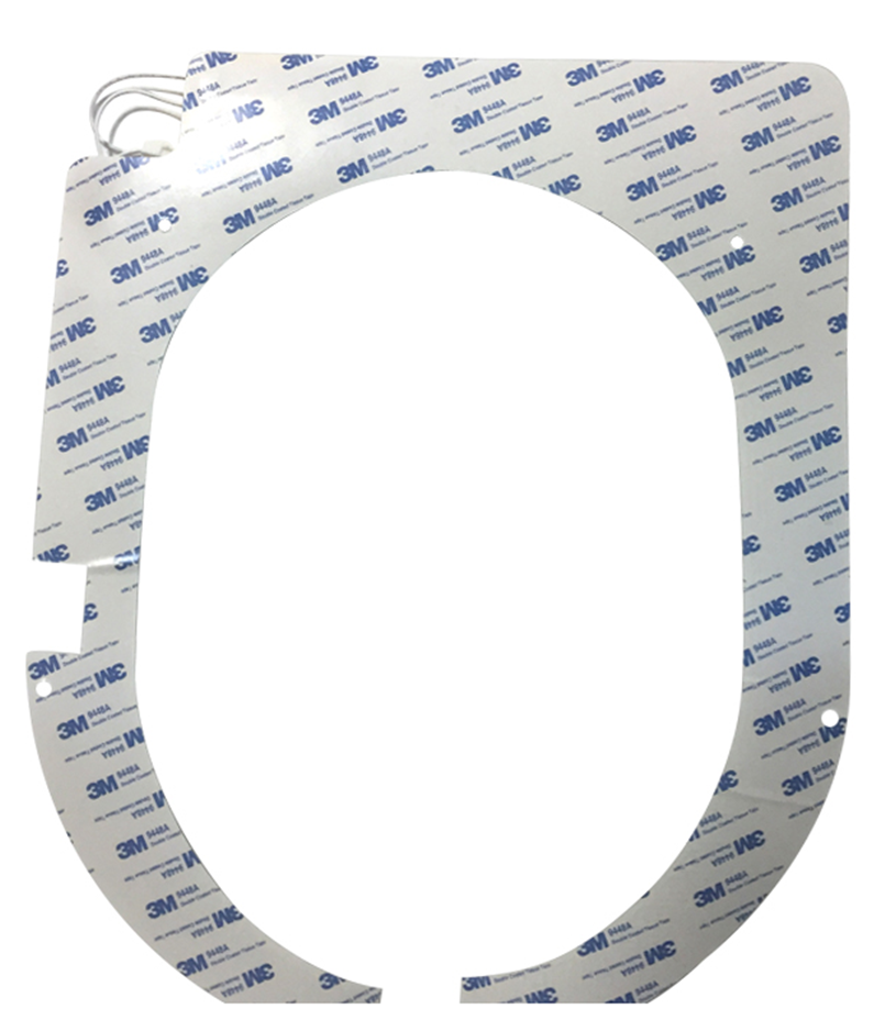 Toilet Seat Heater Film