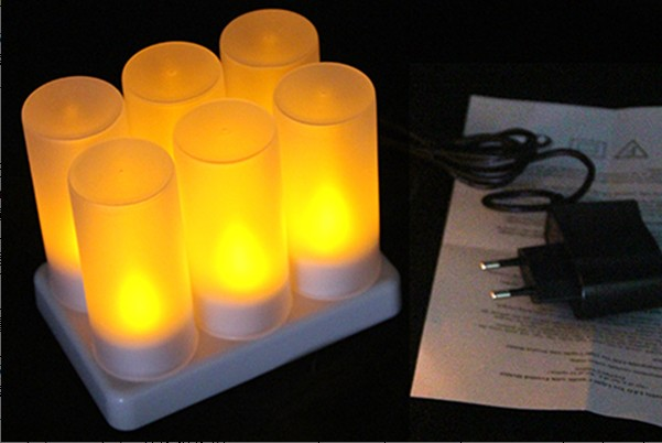 led tealight candles with reomote control