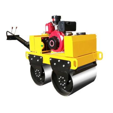 Diesel engine handle vibration raod roller