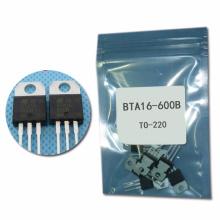 50PCS/Lot BTA16-600B Thyristor Triacs ,16 Amp 600 Volt TO-220 Electronic IC new original