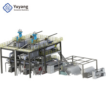 Non woven fabric making machine new