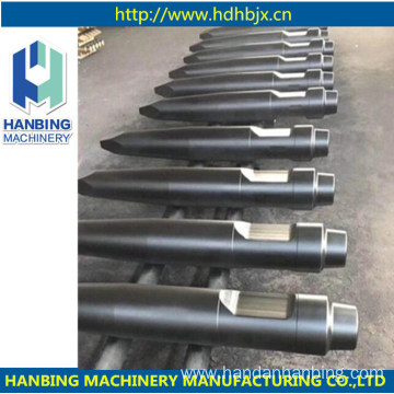 Chisel tool  hydraulic rock breaker for excavator