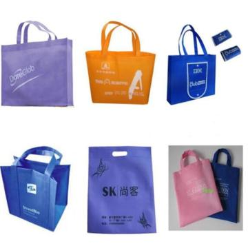 Tote shopper bags custom