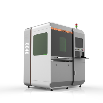 IPG Fiber Laser Cutting Machine for Metal