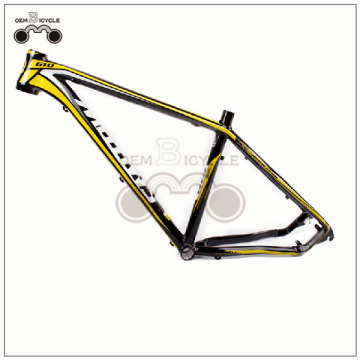 Mountain bike frame Bicycle aluminum alloy frame Bicycle frame