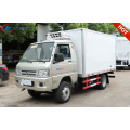 Brand New Foton -0℃-15℃ Refrigerated Small Trucks