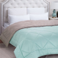 Bed Reversible Polyester Filling Duvet Covers Queen Insert
